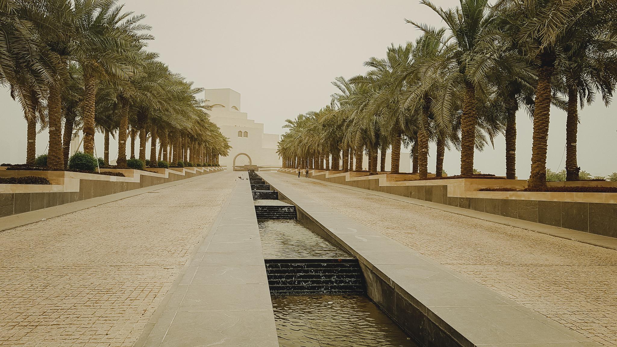 muzeum sztuki arabskiej doha katar