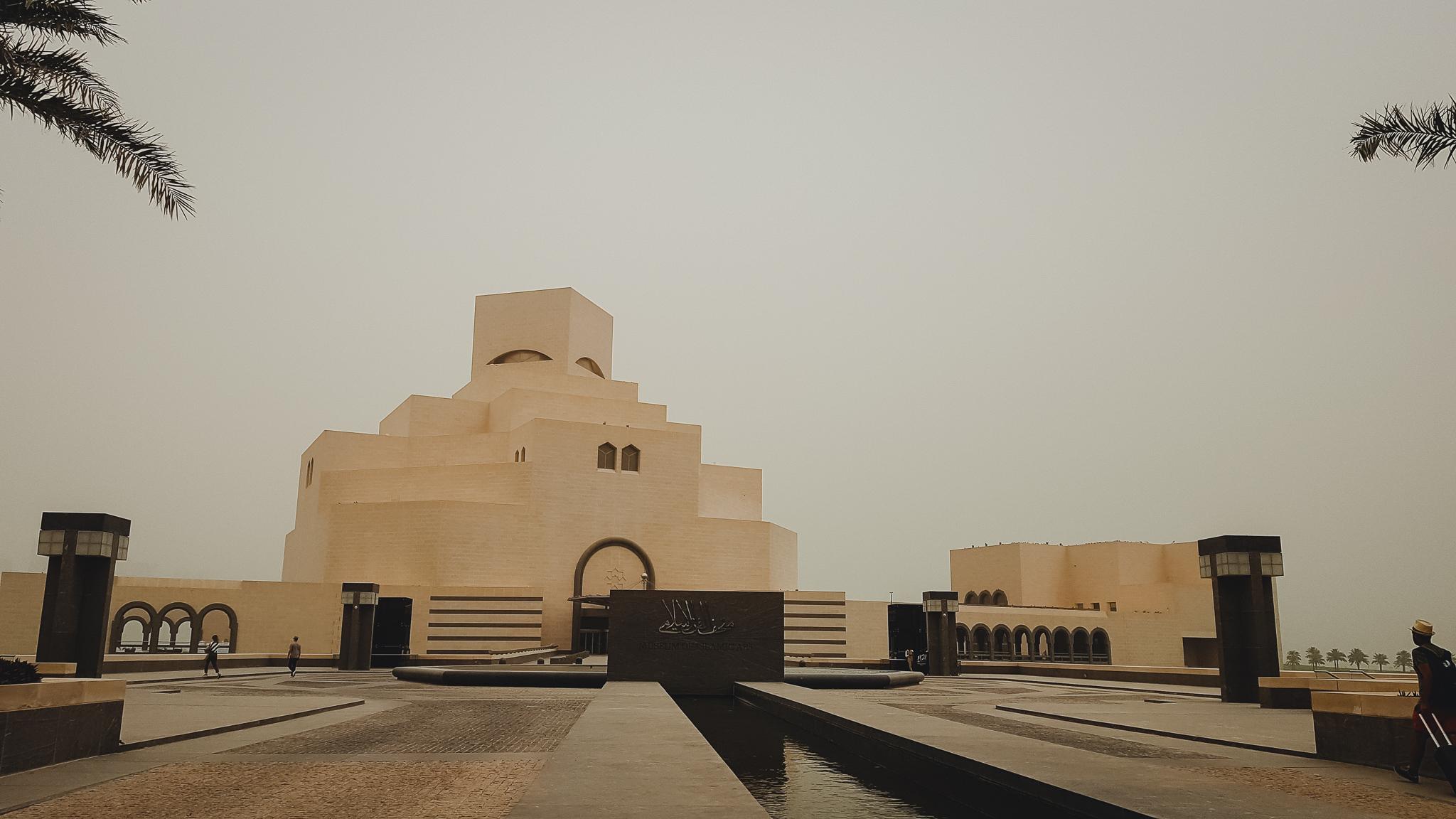 muzeum sztuki arabskiej doha
