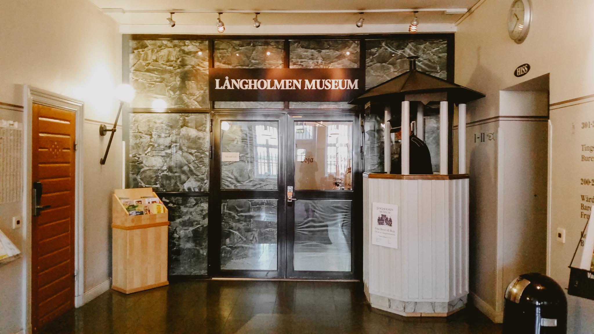 langholmen museum