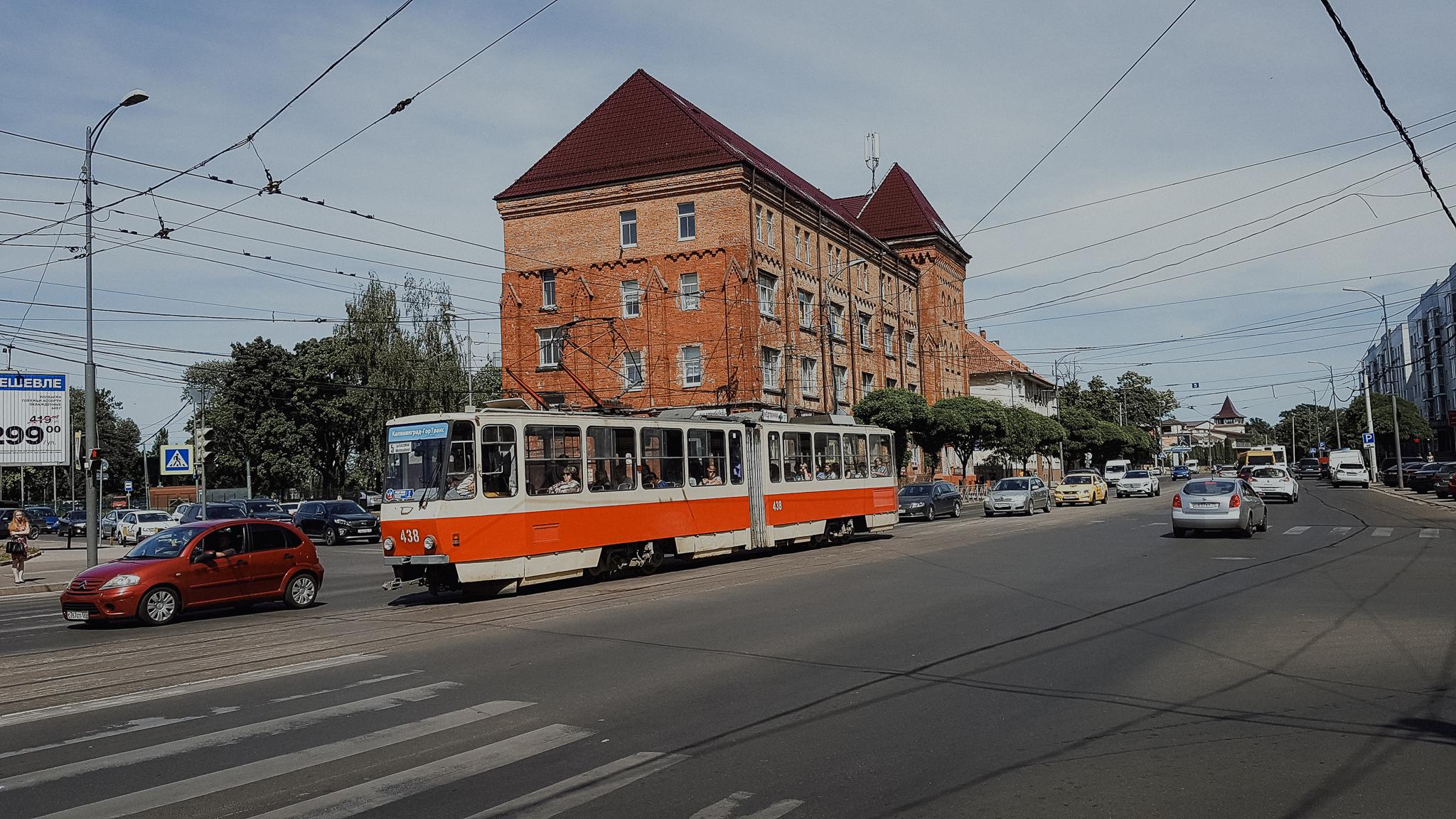 atrakcje obwodu Kaliningradzkiego