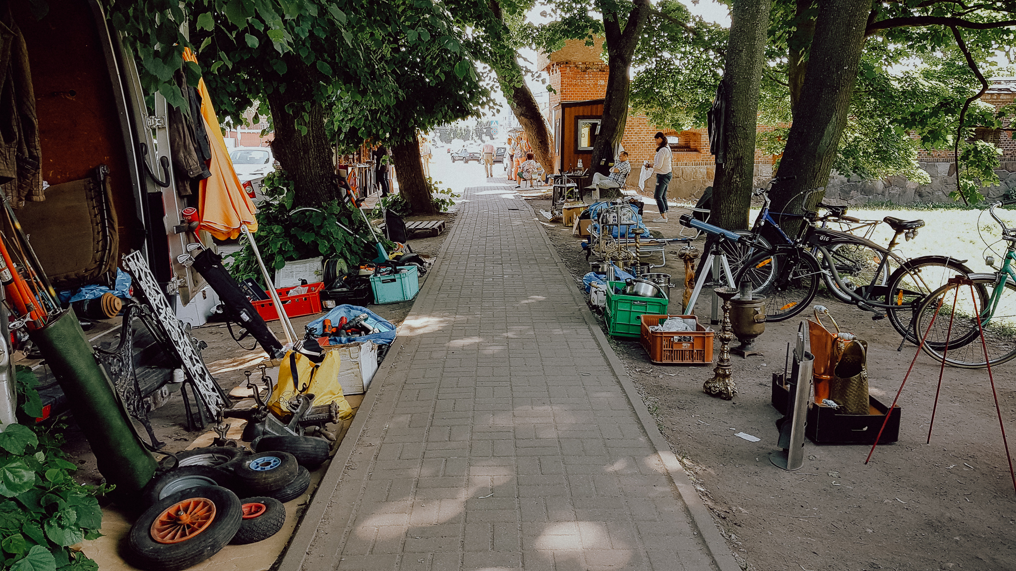targ w Kaliningradzie