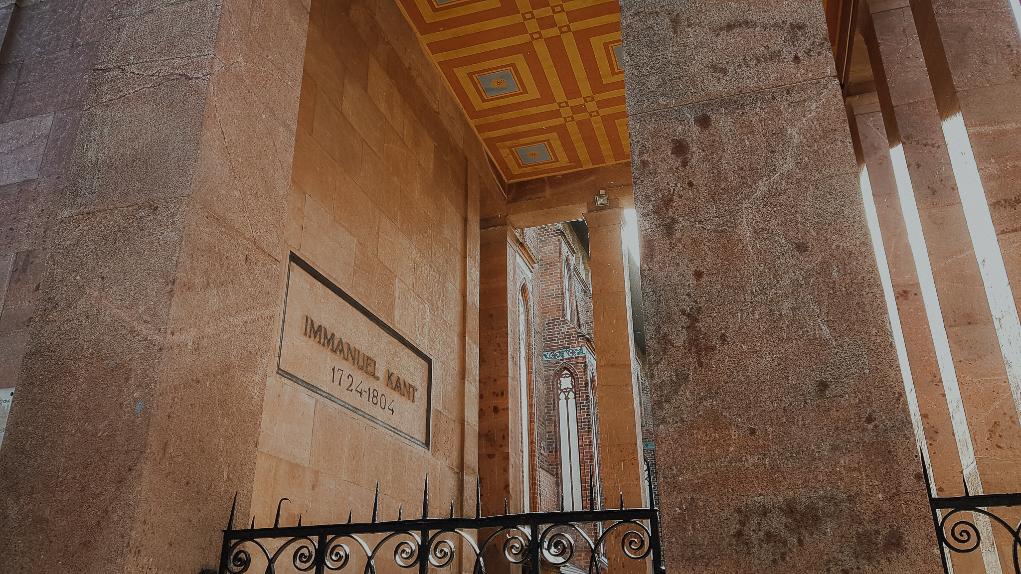 grób emanuela kanta
