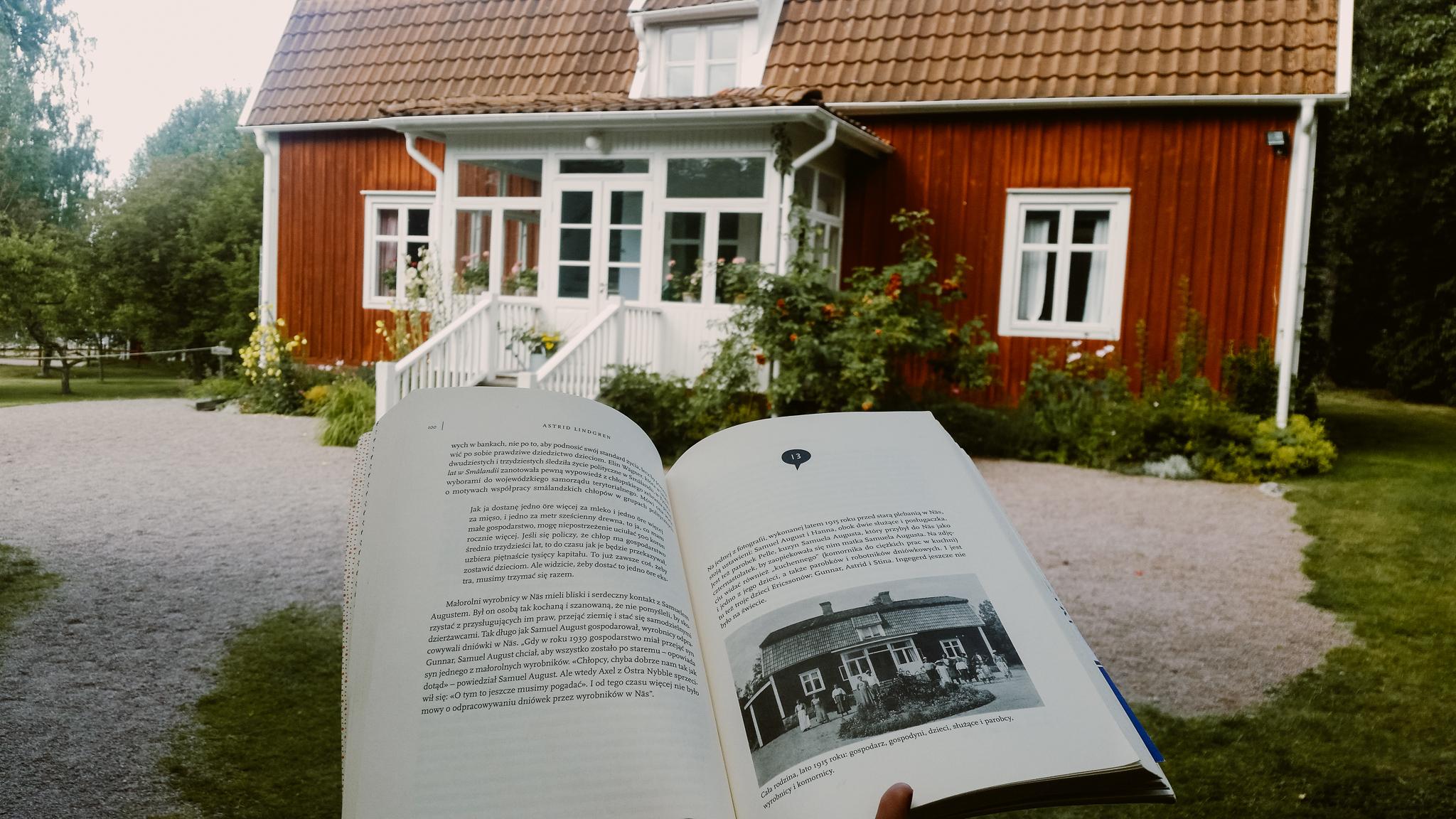 gdzie mieszkała astrid Lindgren