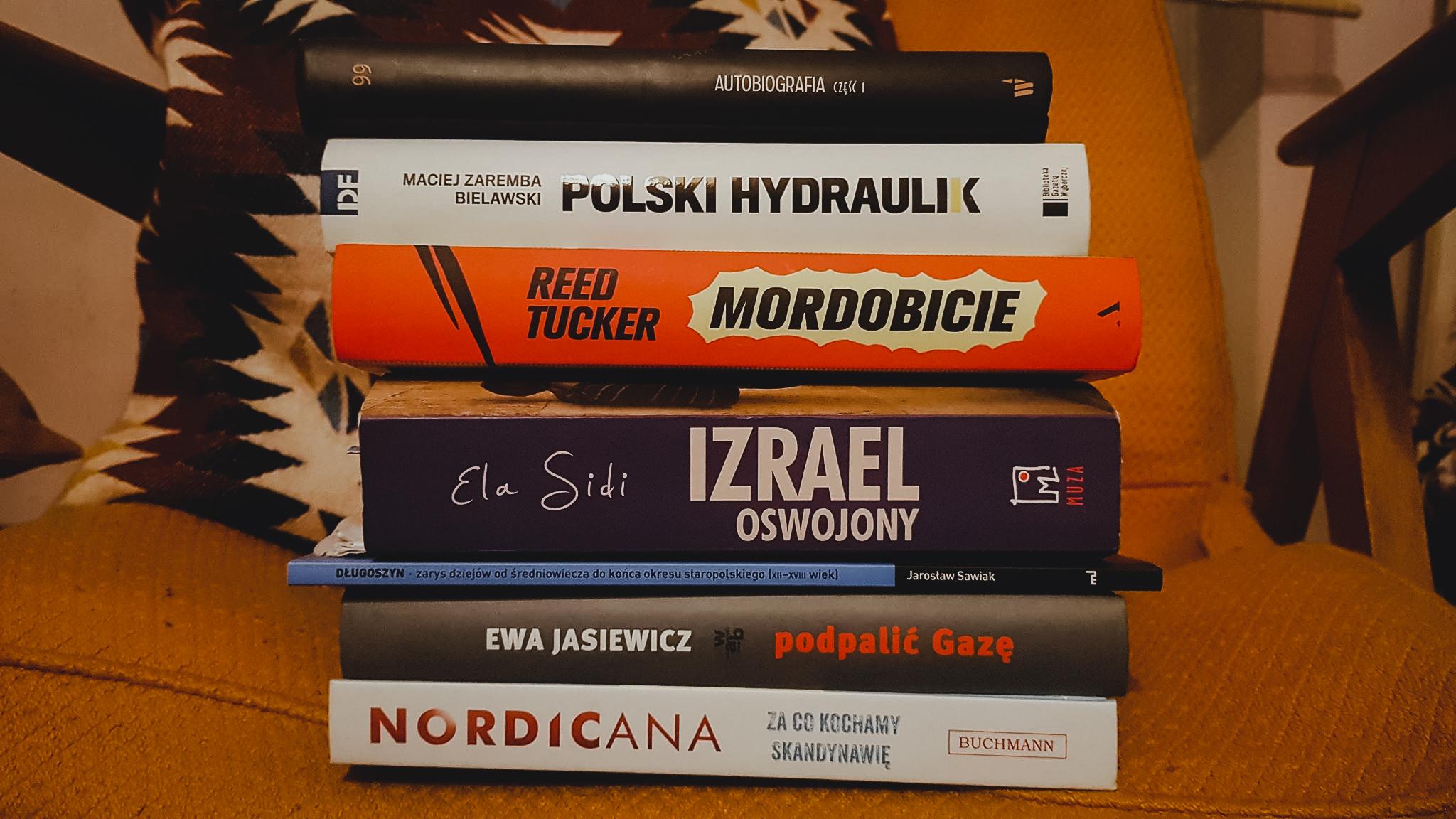 co przeczytać jesienią? dobre książki na jesień