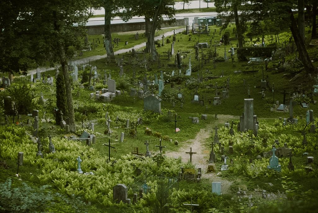 Wilno cmentarz na Rosie