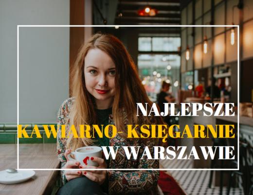 Najlepsze kawiarnie w Warszawie